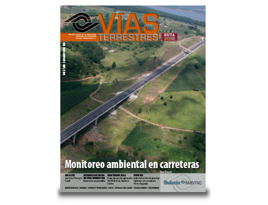 No. 6.- Monitoreo ambiental de carreteras.