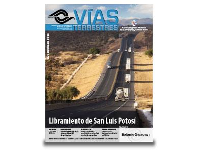No. 10.- Libramiento de San Luis Potosí.