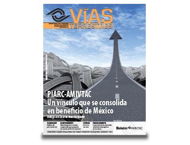 No. 21.- PIARC-AMIVTAC Un vínculo que se consolida en beneficio de México. Diálogo con Óscar de Buen Richkarday.