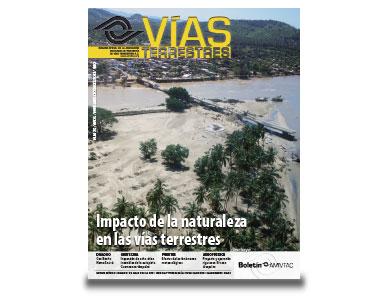 No. 26.- Impacto de la naturaleza en las vías terrestres.