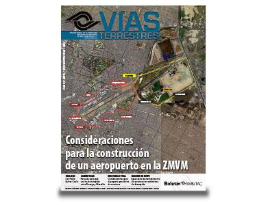 No. 27.- Consideraciones para la construcción de un aeropuerto en la ZMVM.