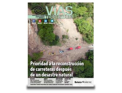 No. 29.- Prioridad a la reconstrucción de carreteras después de un desastre natural.