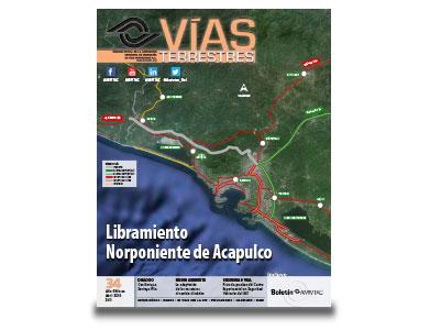 No. 34.- Libramiento Norponiente de Acapulco