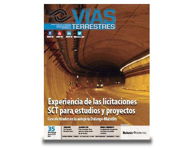 No. 35.- Experiencia de las licitaciones SCT para estudios y proyectos