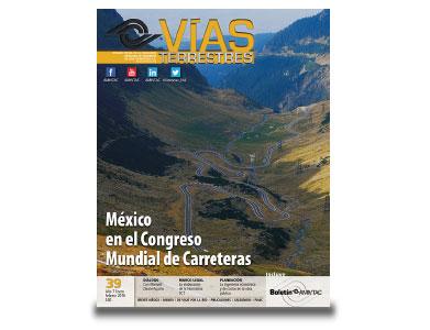 No. 39.- México en el Congreso Mundial de Carreteras.