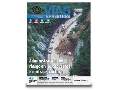 No. 43.- Administración del riesgo en los proyectos de infraestructura