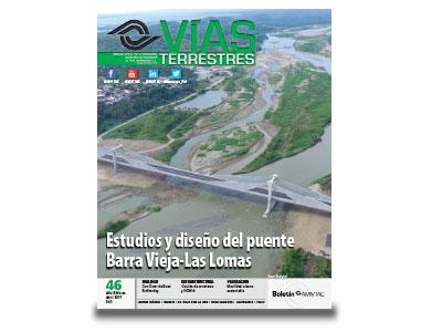No. 46.- Estudios y diseño del puente Barra Vieja-Las Lomas