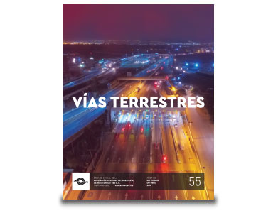 No. 55.- Revista Vías Terrestres