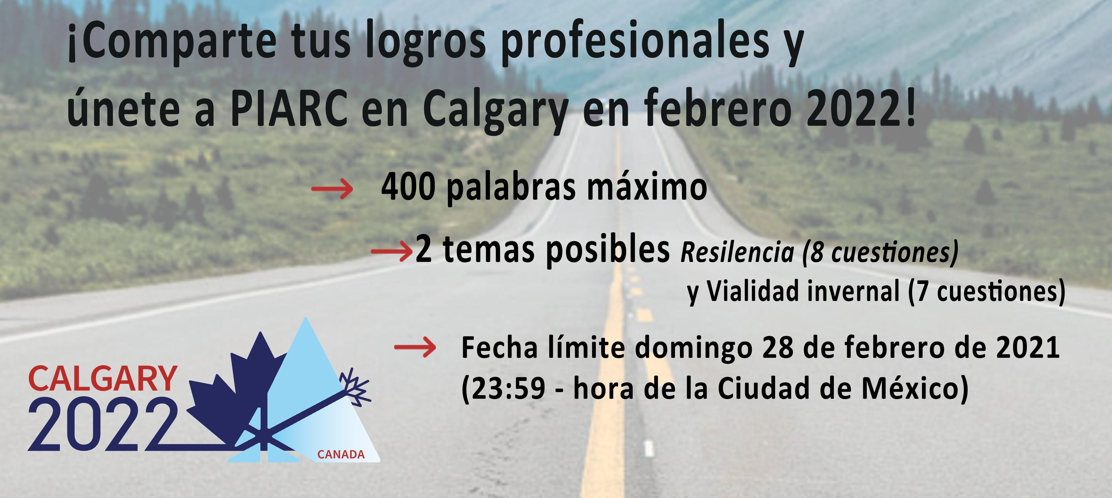 XVI Congreso Mundial de Vialidad Invernal y Resiliencia de la Carretera