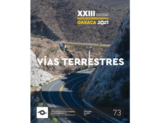 No. 73.- VÍAS TERRESTRES