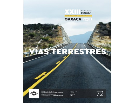 No. 72.- VÍAS TERRESTRES